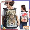 BBP101 2014 Leopard pattern stylish travel backpack bag childrens back packs