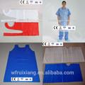 plástico pead pebd uniforme para salão de beleza