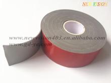 Waterproof PET Double Sided Tape/cheap waterproof double sided hot blue film