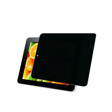 9h/Four ways anti-spy privacy/tempered/anti-keeking glass screen protector for iPad