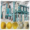 طحن القمح ومطاحن الدقيق 50-80tpd التخصيص