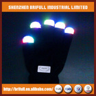 outdoor party lights led gloves made in shenzhen BRIFULL