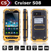 hot sale SOS GPS PTT IPS 3g Gorilla 2 version glass android waterproof runbo Q5S industry GPS phone rugged