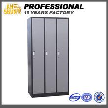 Cheap luggage locker with 3 doors
