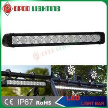 20 inch 120w 4x4 Truck ATV UTV led light bars off road lights