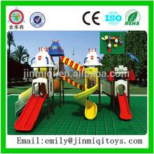 JMQ-P026B Children outdoor playground,swivel chair outdoor playground,children outdoor playground big slides for sale