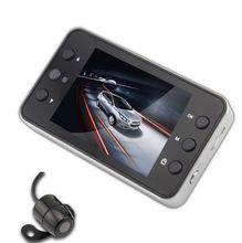 Chelong Factory 2.7inch dual lens G-sensor motion detection auto dash cam reviews