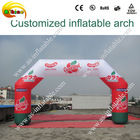 advertising inflatable gate inflatable archway