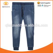 Mens Designer Jeans Denim Jogging Pants Trendy Jogger Drop Crotch Tapered Fit Latest Design Jeans Pants