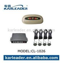 4 sensors Car Backup parking sensor/parking radar/parking system