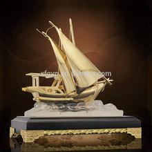 Excellent metal ship model
