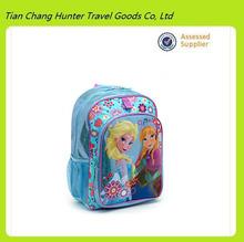 Cartoon Princess Elsa & Anna Frozen school bags