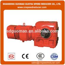GS Serial Gear Motor Actuator Reducer