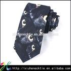New design cartoon fashion cotton tie