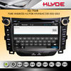 car audio for Hyundai I30 with HD display bluetooth Ipod USB/SD Radio TV Rear camera