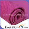 Manufacturer Wholesale Rose Carmine TPE Yoga Mat Non Slip