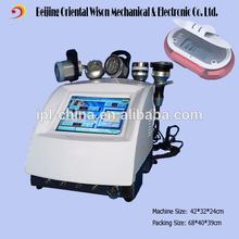 5 in 1 RF Cavitation Bio led portable face vacuum suction