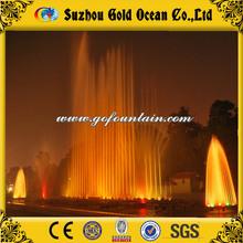 Multimedia Dancing Fountain Music Dancing Fountain CE&SGS Certificated