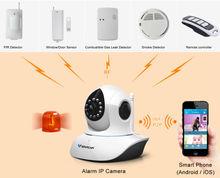 VStarcam Wireless Video Home Security System IP House Alarm