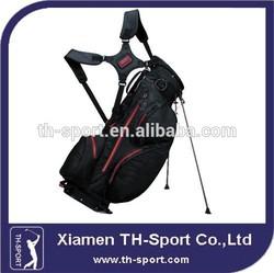 New Design Black Standing Golf Bags