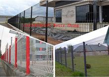 De China proveedor de esgrima de Metal soldada pintura valla
