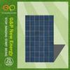 225W transparent thin film solar panels