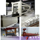 Indonesia aac 300000 m3 aac brick production line