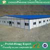 sound insulation well-designed modern prefabricated house