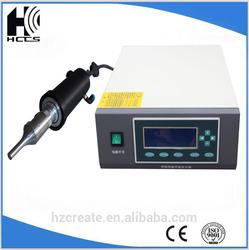 1500w ultrasonic handheld spot welding machine Thermoplastic welding