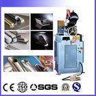 Semi-automatic pneumatic cutting 45 degree angle machine