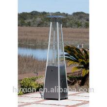 Stainless Steel Outdoor Heater For Propane LP Gas Garden Deck Tall