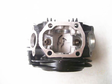 China supplier Lifan 125 engine cylinder head in motorcycle accessory