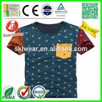 New design Cheap iron men 3 t-shirts Factory