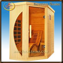 2014 new design comfortable outdoor sauna steam