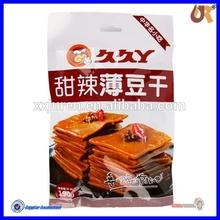 Food Industrial Use Laminated Material Heat Seal plastic bag food vacuum sealer