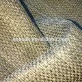 blocchetto del sole tenda blackout tessuto di iuta