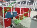 Ad alto rendimento& prezzo competitivo ABS/pla filamento estrusore da laboratorio per stampante 3d estrusore macchina di plastica vendita 3mm abs filamento