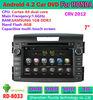 Pure andriod 4.2 car navigation for honda CRV with 3G DVR OBD wifi 3D UI BT IPOD RDS ATV