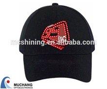 Promotional ideas flashing summer cap