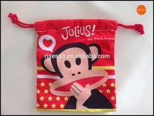 Monkey shopping bag