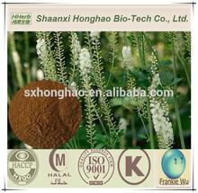 Certified Factory Supply Triterpene Glycosides Cimicifuga Racemosa P.E.