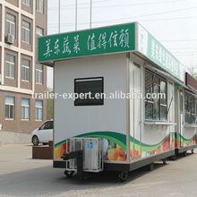 CKD cargo dry van box truck body / cargo van truck / ckd refrigerated truck body
