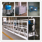 High rise window cleaning equipment aluminum work platform