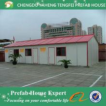 economical modern design modular prefabricated house