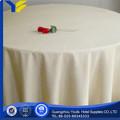 hotel venta caliente dobby manteles de plástico para las mesas redondas