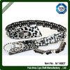 Indian Beaded Belts Fashion Beaded Belts With Interlock Buckle