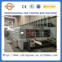 automatic assembly machine for corrugated