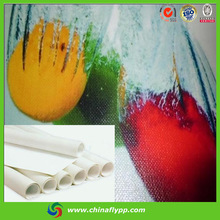 2014 new product image for paint on 100% glossy cotton canvas made in China