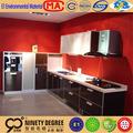 di alta qualità migliore prezzo pannello in alluminio pista per armadio da cucina