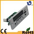 Portátil rádio fm pcb placa de circuito mp3 player pcba